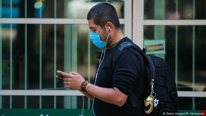 DW | DAVID19, la aplicación para combatir el coronavirus en América Latina de forma anónima